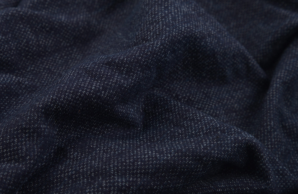 Indigo Coloured Polo T-shirt