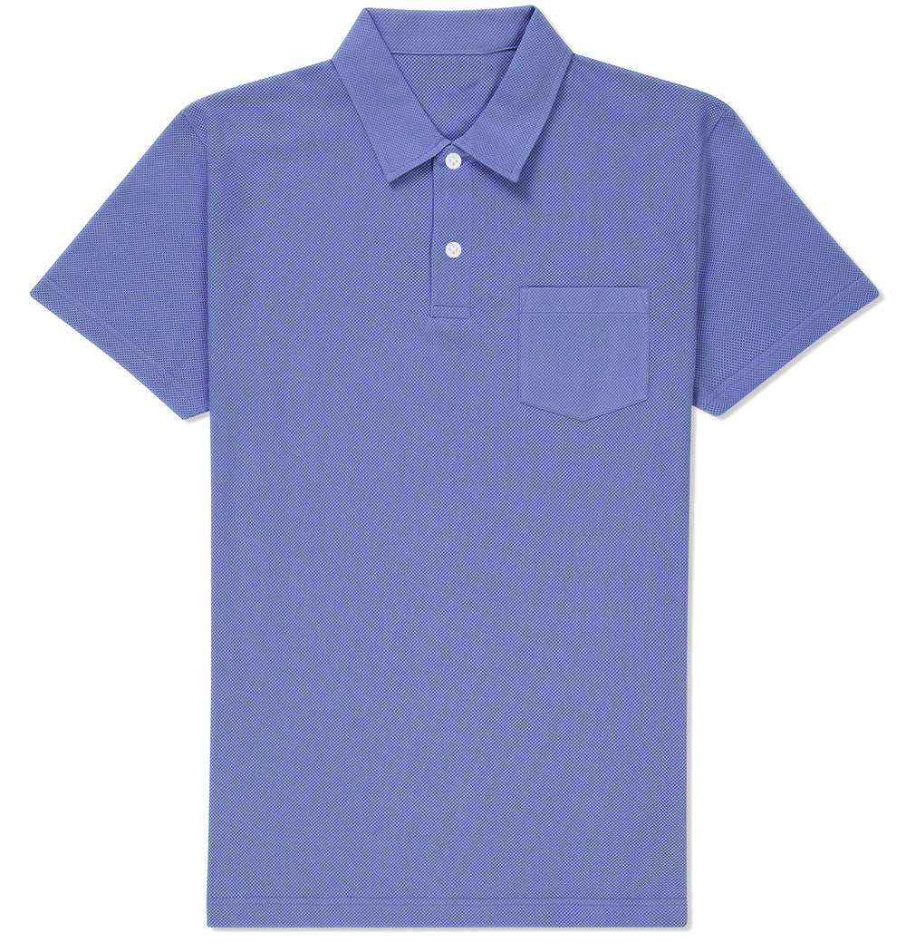 Lavender Coloured Polo T-shirt