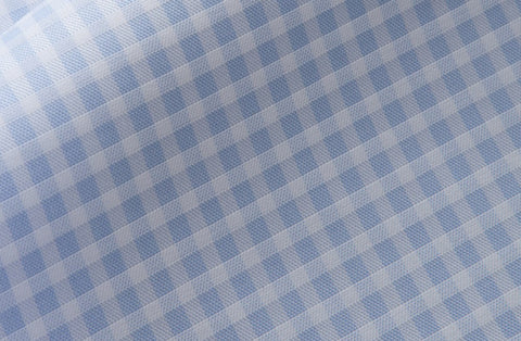 Blue Gingham by Sic-Tess