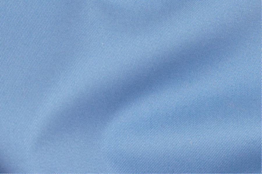 Blue Business Shirt: Soft, Weighty and Wrinkle Free (356239453)