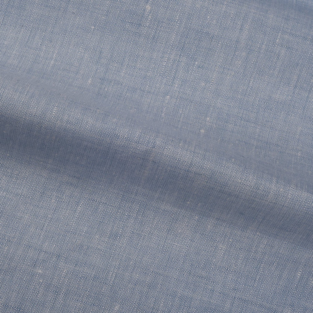 Powder Blue Linen