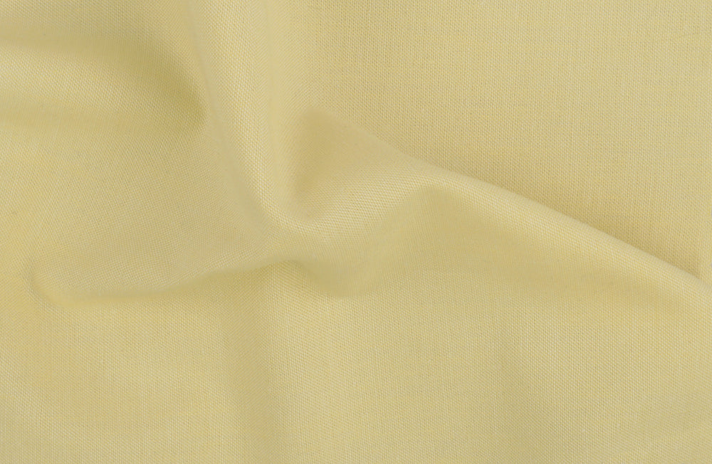 Pale Yellow Fresco Chambray (816179588)