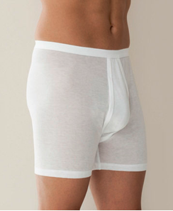 Zimmerli: Royal Classic Lengthen Boxer Fly Brief