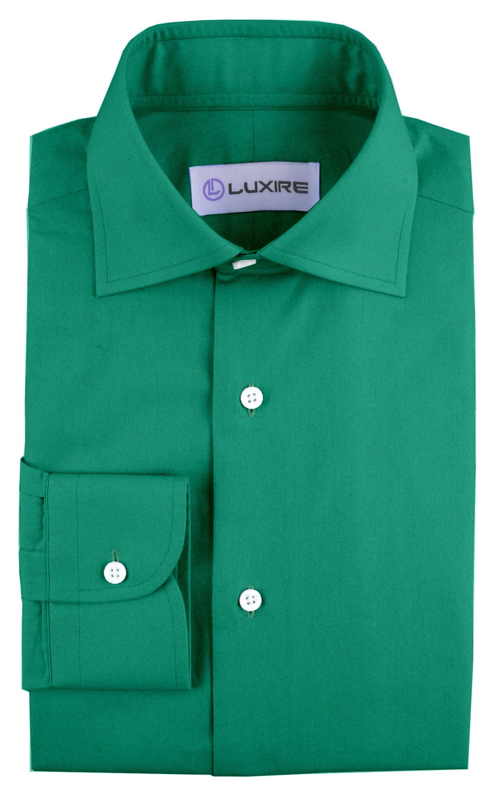Irish Green Casual Shirt