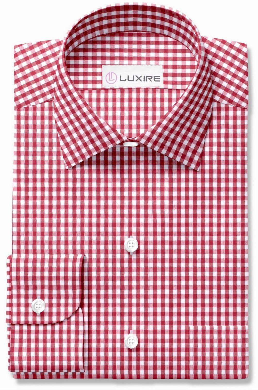 Red White Gingham Checks (4572316996)