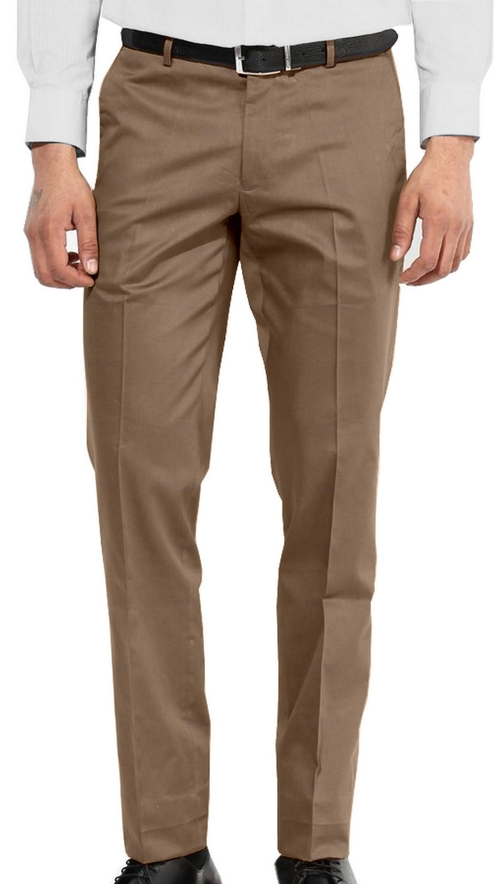 Sand Brown Washed Chino