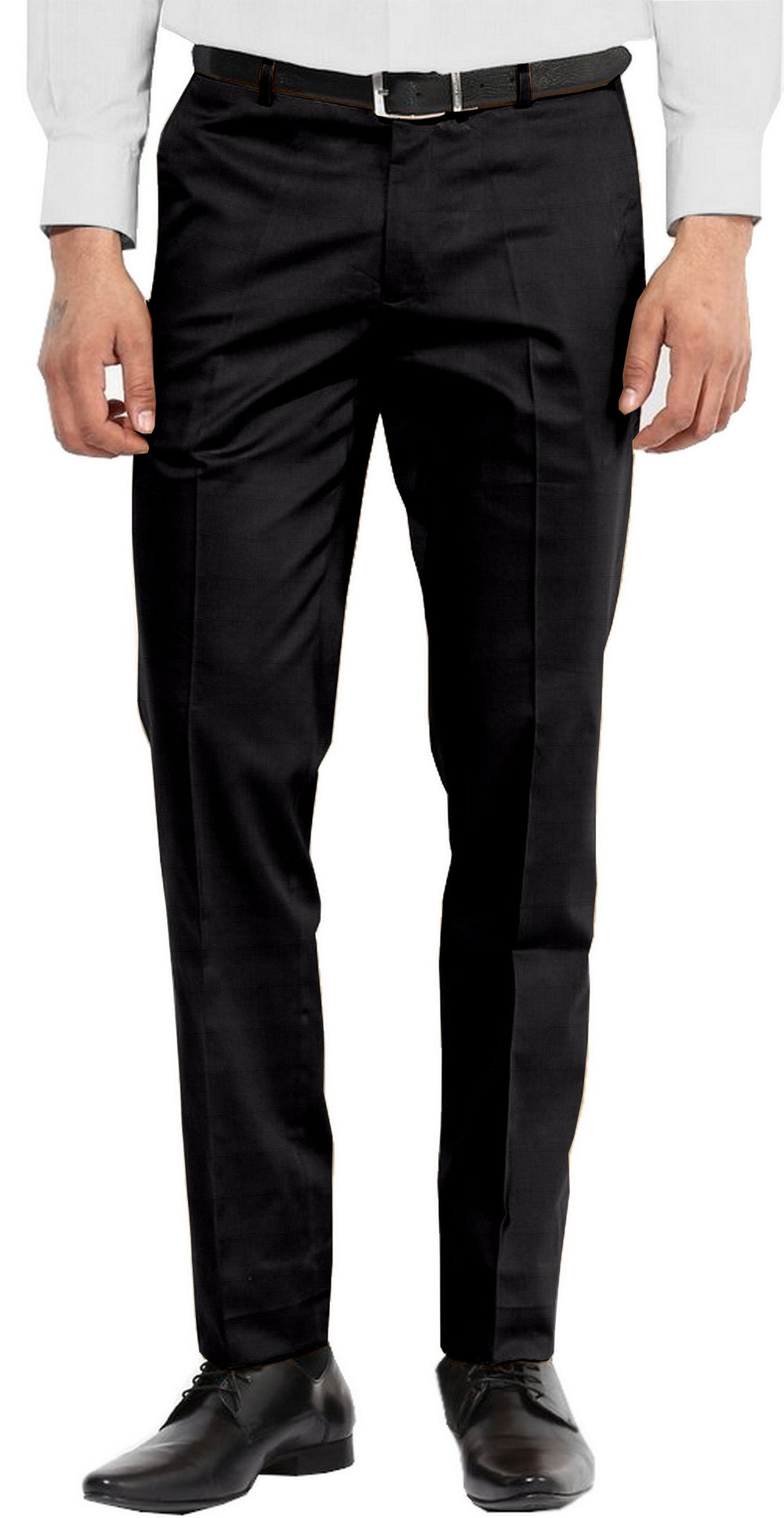 Dugdale Fine Worsted - Black Check  Pant