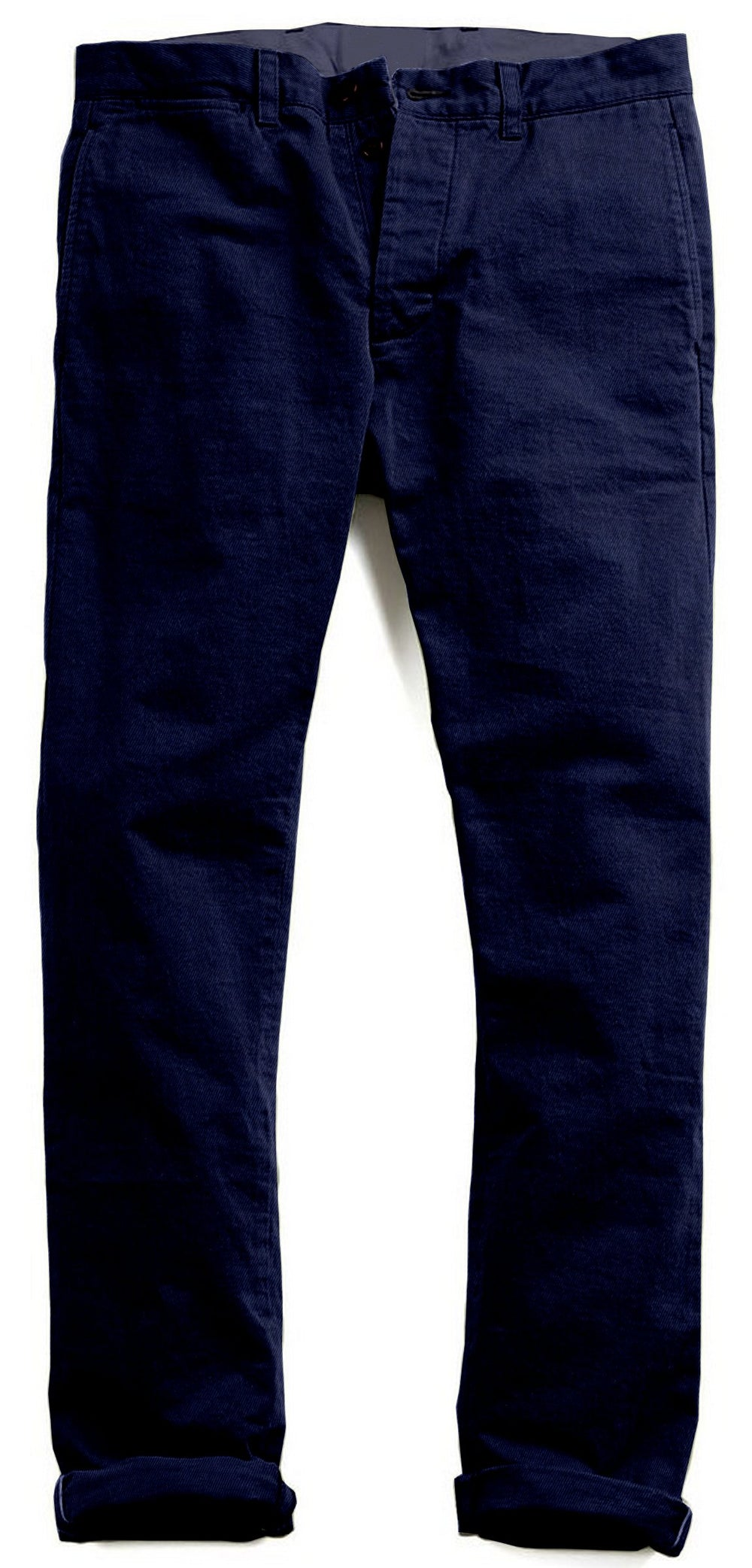 Dugdale Cotton:Navy Plain