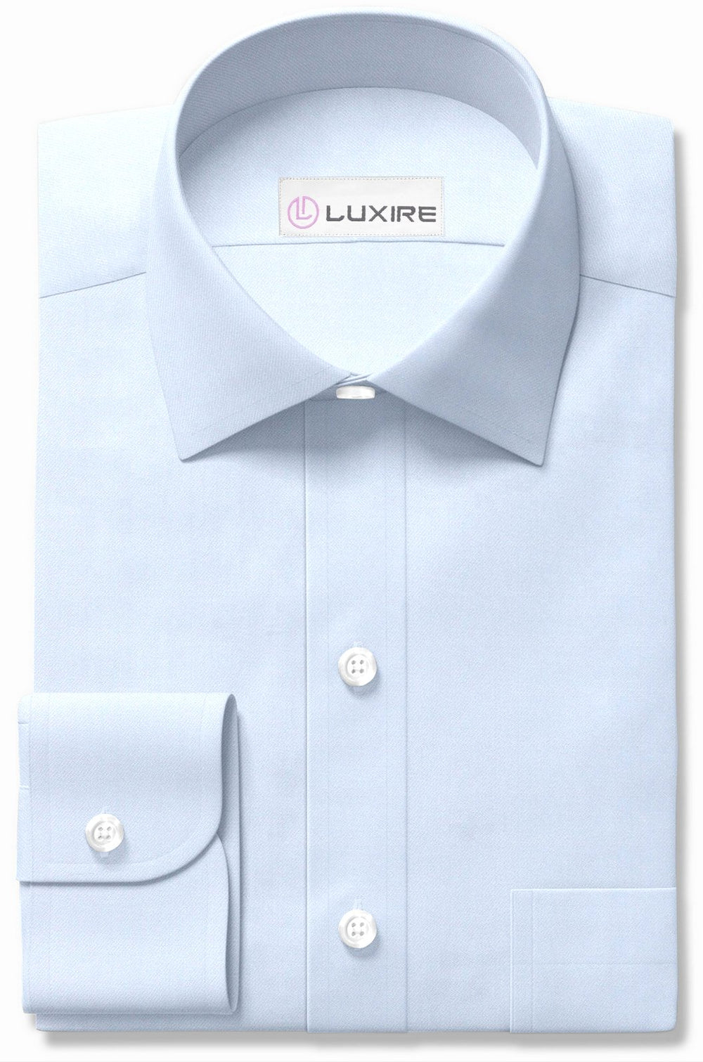 Blue Monti Dress Shirt (126062092)