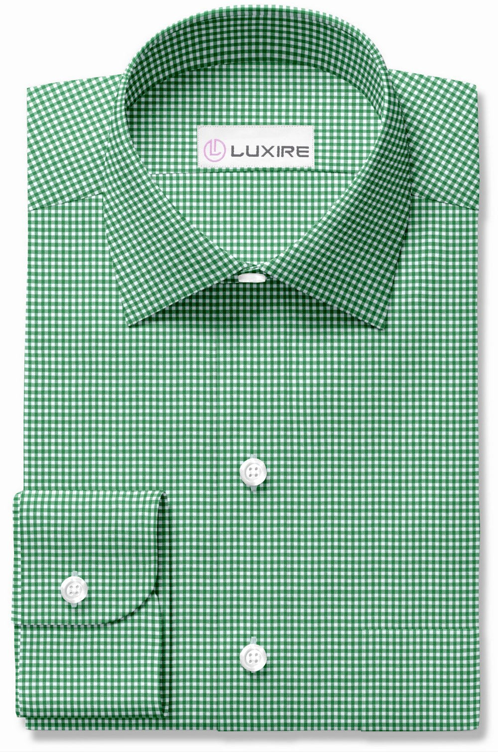 Green Small Gingham (103579673)