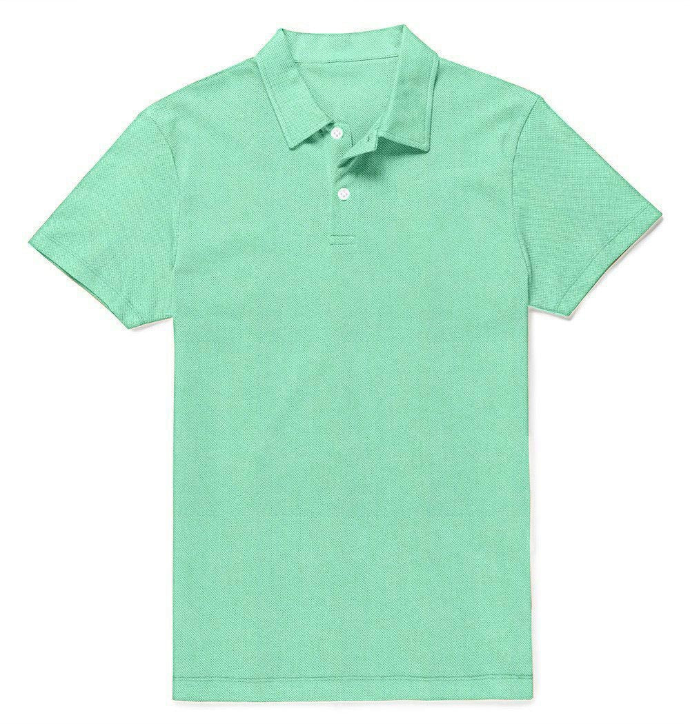 Fern Green Polo T-shirt (163346101)