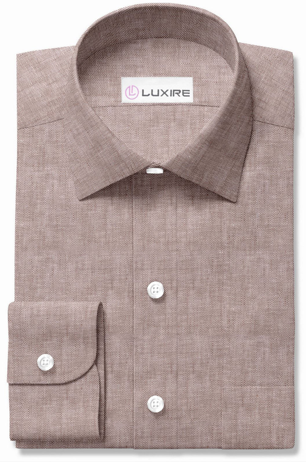 Linen:Brown White Light Canvas (687421956)