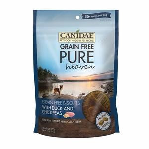 Canidae Grain Free Pure Duck & Chickpeas Heaven Dog Biscuits