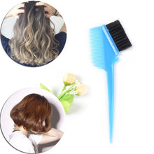 1pcs Professional Hair Brushes Comb Teasing Back Combing Hair Brush Slim Line Styling Tools 4 Colors Wholesale