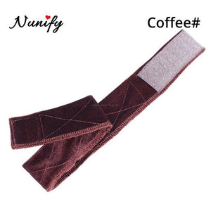 Nunify Wig Elastic Wig Grip Band With Double Sided Velvet.