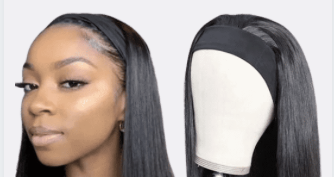Grab & Go Headband wigs
