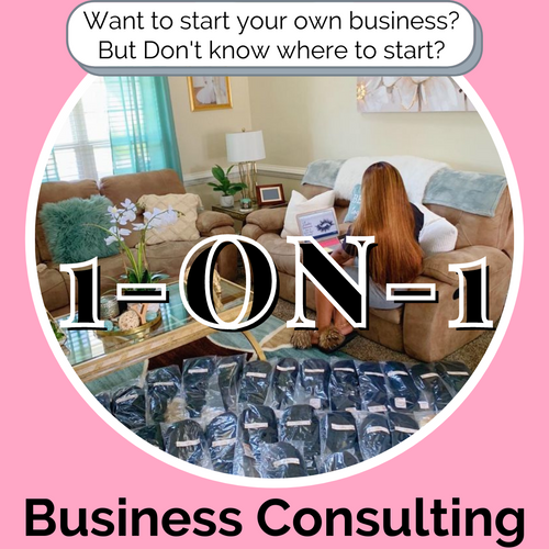 *FACETIME* Business Consulting 1-on-1