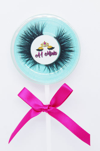 Blue Cotton Candy Lash Pop