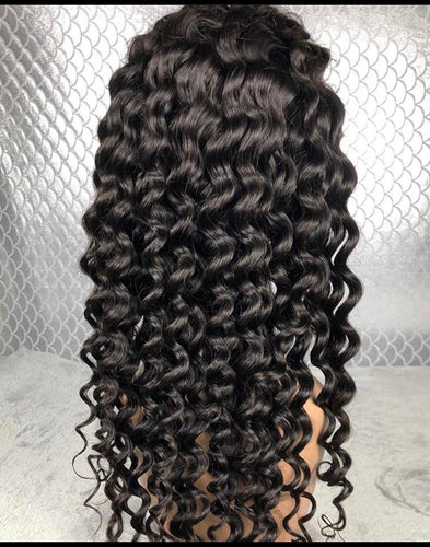 Loose Curly Lace Wig