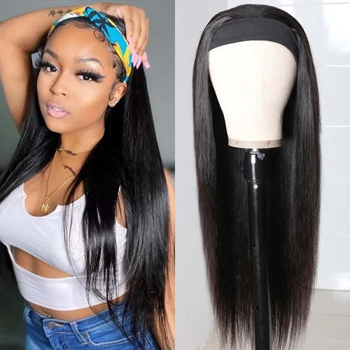 GRAB & GO Straight HeadBand Wig