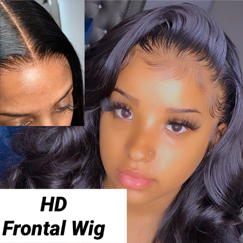 HD Lace Front Wig