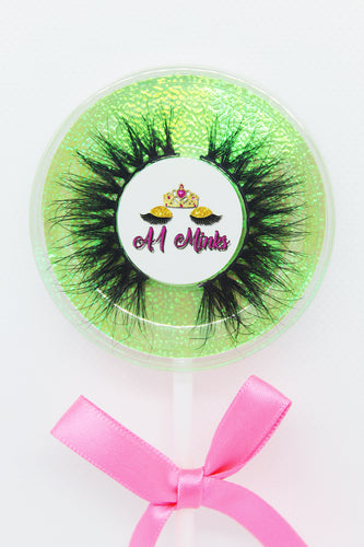 Sour Apple Lash Pop