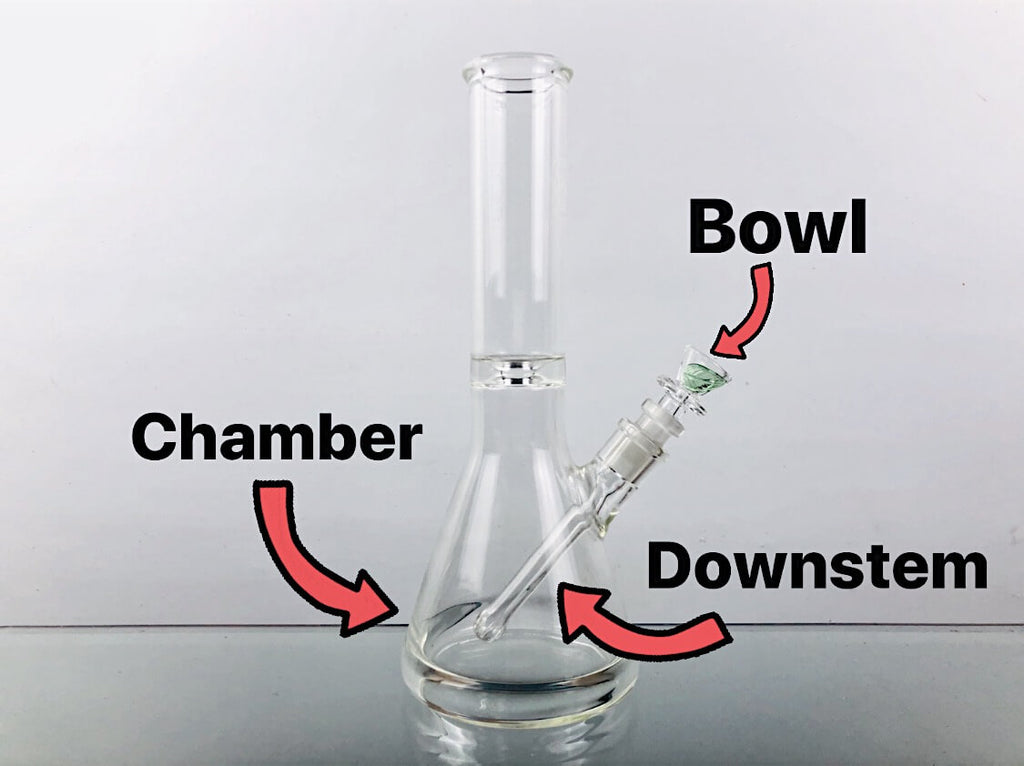 Cleaning Downstem