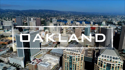 Where to smoke in Oakland | VITAE Glass