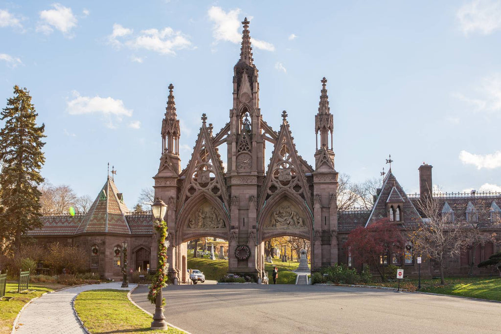 Green-Wood Cemetery | VITAE Glass