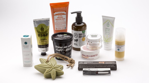 Beauty products made from Hemp oils Los Angeles Times