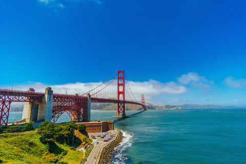 San Francisco by Pablo Fierro on Unsplash