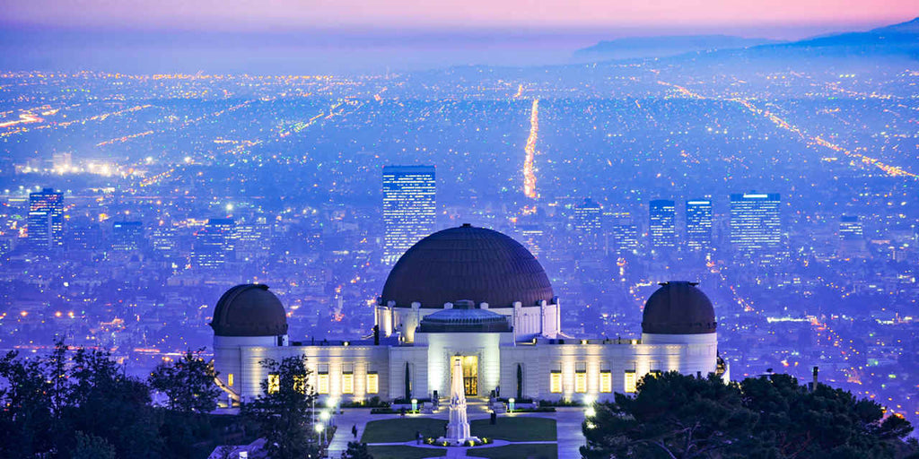 Griffith Observatory | VITAE Glass