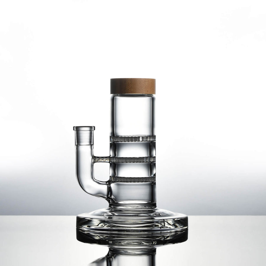 The Tri-combs Base - VITAE Glass