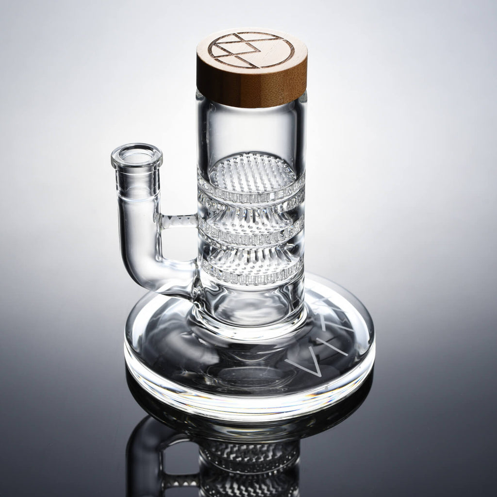 The Tri-combs Base (Pre-Order) - VITAE Glass