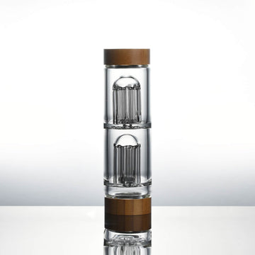 Dual 8 Arm Tree Percolator (Sold Out) - VITAE Glass