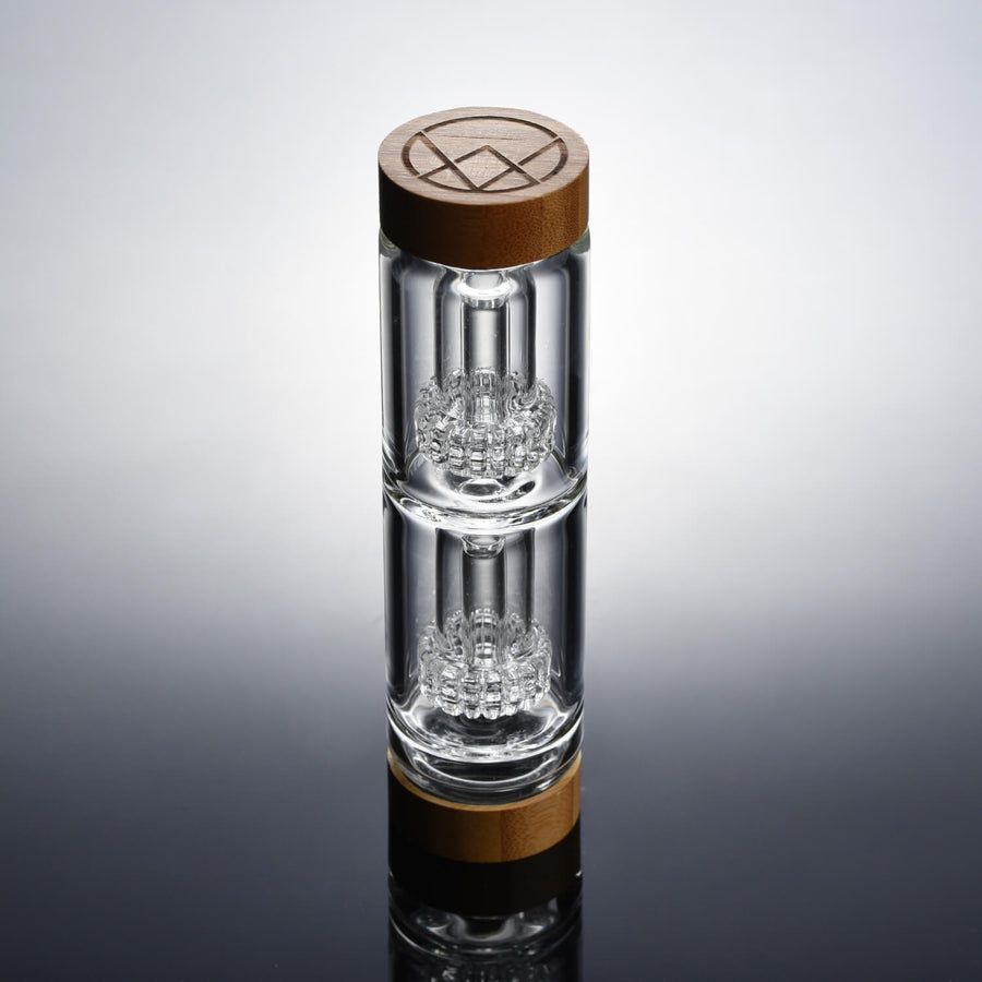 Dual Matrix Percolator (Pre-Order) - VITAE Glass