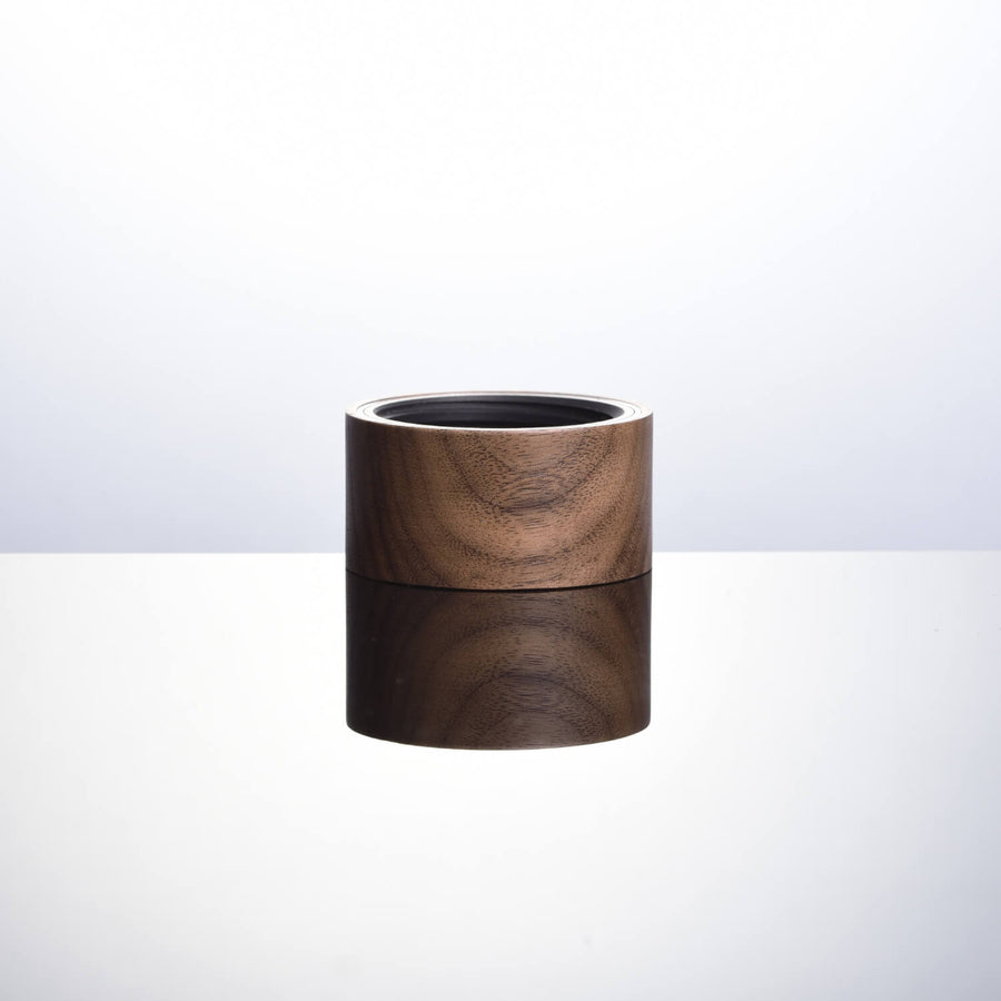 Walnut Ring - VITAE Glass