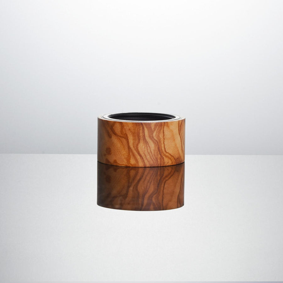 Olive Wood Ring - VITAE Glass