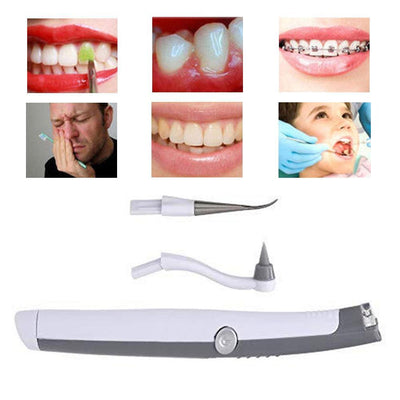 Ultrasonic Tooth Stain Eraser Plaque Remover