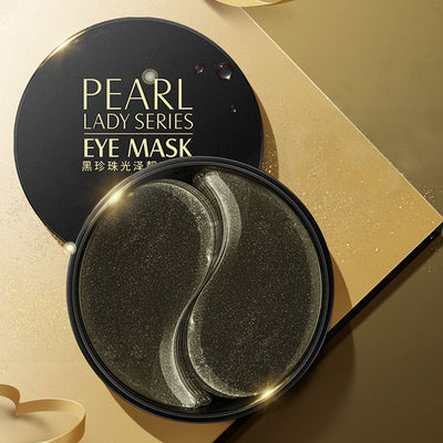 Black Pearl Collagen Mask Remove Dark Circles