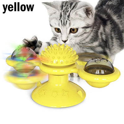 Cats Glowing Ball Toy