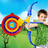 Archery Bow and Arrow Toy Play Set