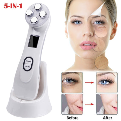 Anti Aging 5 in 1 Wrinkle Remove Machine