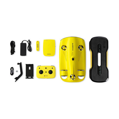 Chasing Innovation Underwater Drone with 4K Camera 100M / 50M Depth With gift Backpack