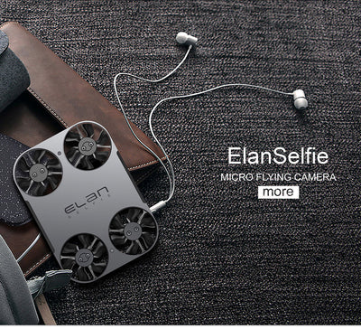 ElanSelfie 8MP HD Camera Selfie Drone
