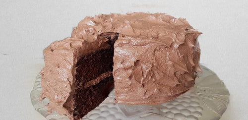 sri lankan made double layer chocolate cake Sydney delivery