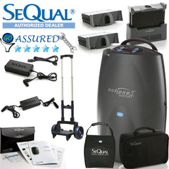 SeQual Eclipse 3 Portable Oxygen Rental