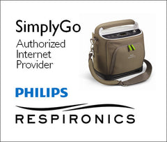 Respironics SimplyGo Standard Package