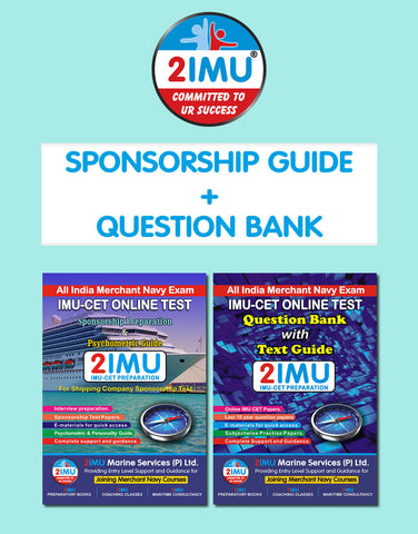 IMU CET Books 2019, 2imu Sponsorship Guide