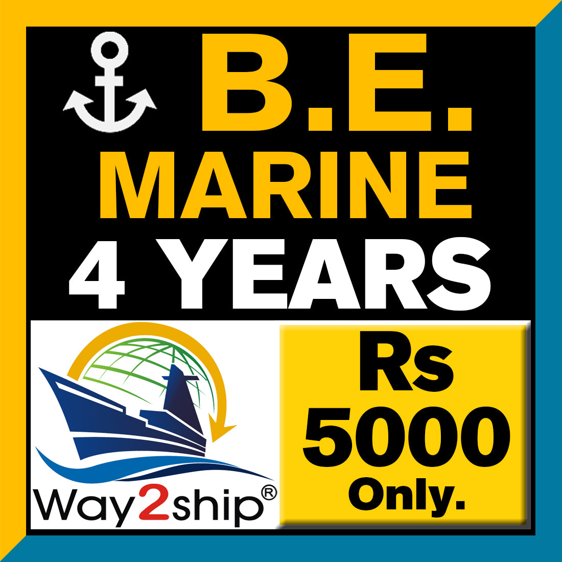 Marine Engineering Admission 2021